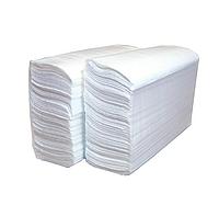 Бумажные полотенца для диспансеров Z укладка Эконом