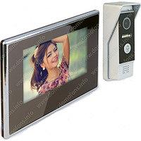 Цветной IP видеодомофон HDcom с записью, фото 1