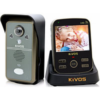 Видеодомофон беспроводной Kivos, фото 1