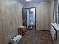 Модульное здание жилое контейнерного типа для гостей 40 ф.