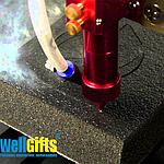 Лазерная резка пенопласта, фото 2