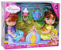 А295 Принцессы 2шт качественный Princess by Ardana 18*14см