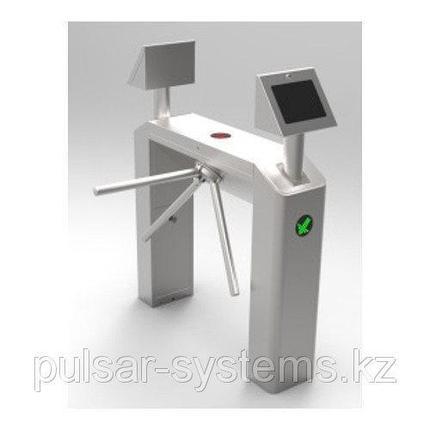 Мультибиометрический турникет-трипод ZKTeco TS2133, фото 2