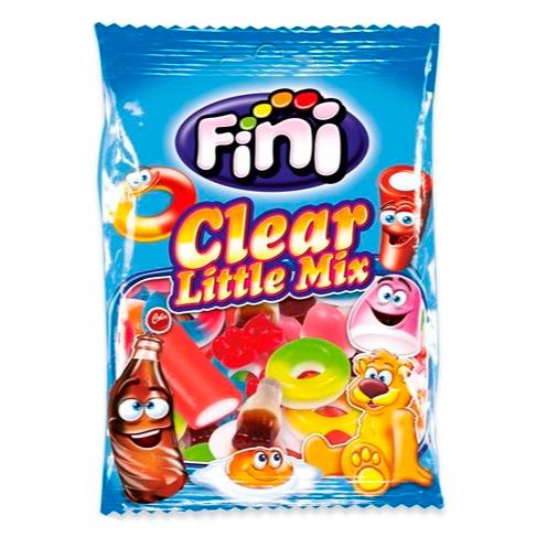 """Жевательный мармелад """"Clear Little Mix -Мини Микс"""" FINI Испания 100гр"""
