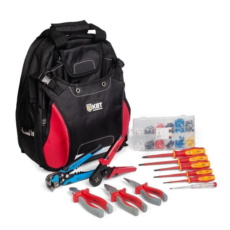 Набор инструментов «Рюкзак щитовика»