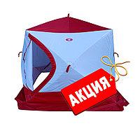 Зимняя палатка КУБ-Медведь- 4 трехслойная
