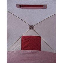 Зимняя палатка КУБ-Медведь- 4 трехслойная, фото 3