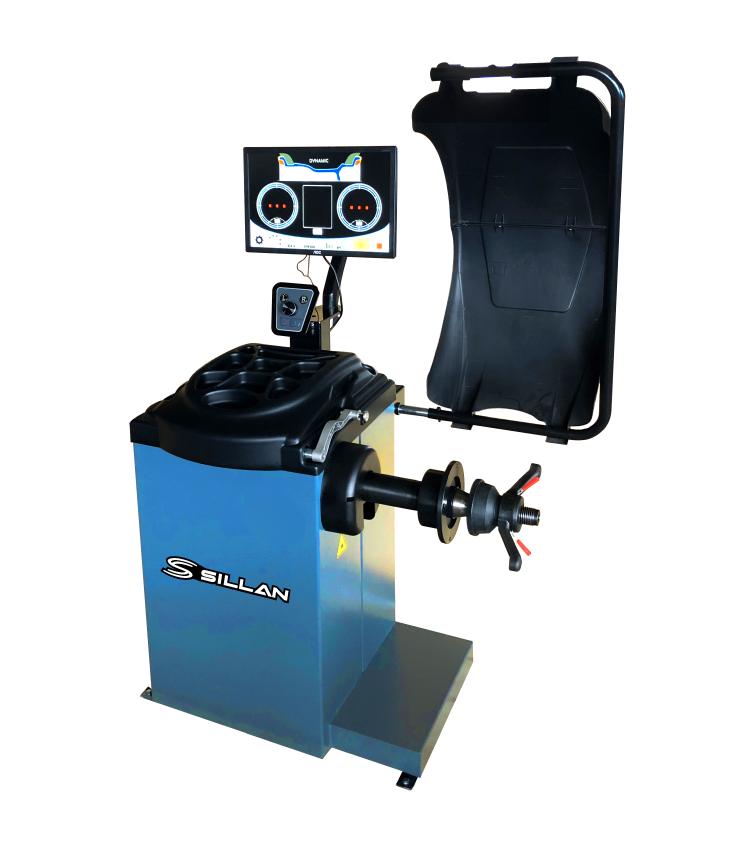 S-600 автоматический балансировочный станок
