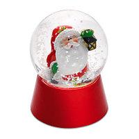 Статуэтка Санта-Клауса в шаре