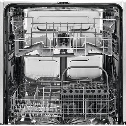 Встраиваемая посудомойка 60 см Electrolux EEA 927201 L, фото 2