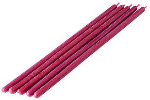 Свечи магические фиолетовые