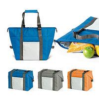Термоизолирующая сумка, цвет синий