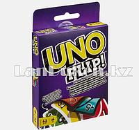 Карточная настольная игра UNO FLIP!