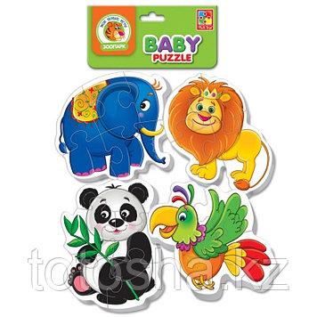 "Baby Puzzle ""Зоопарк"" VT1106-50"