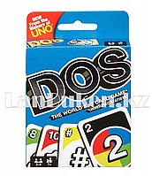 Карточная настольная игра DOS