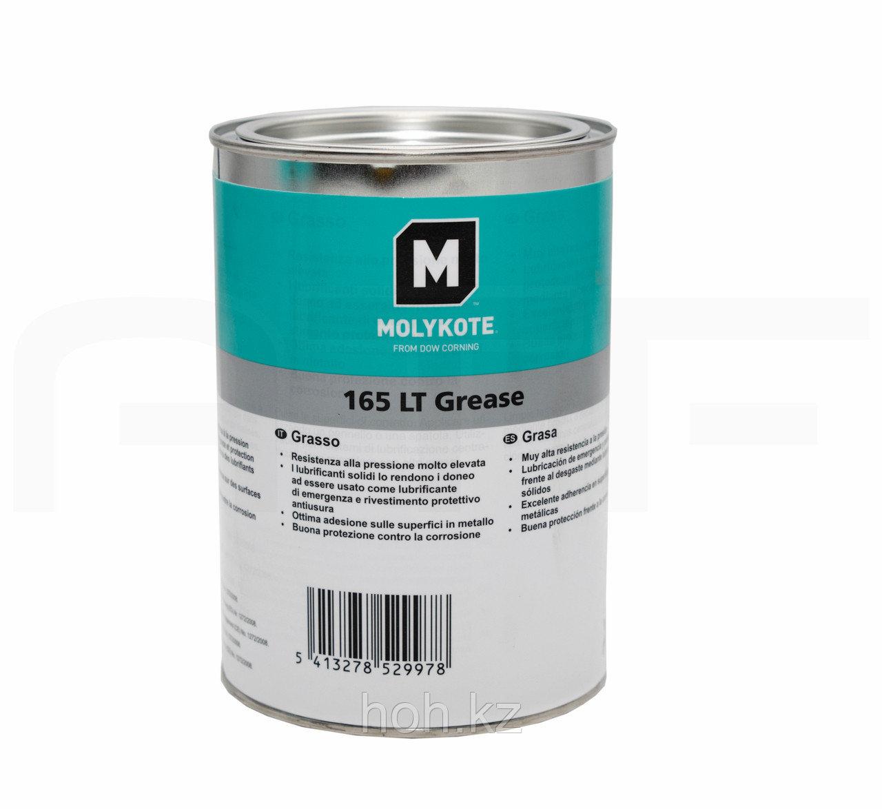 Molykote 165 LT Пластичная смазка EP 2-3
