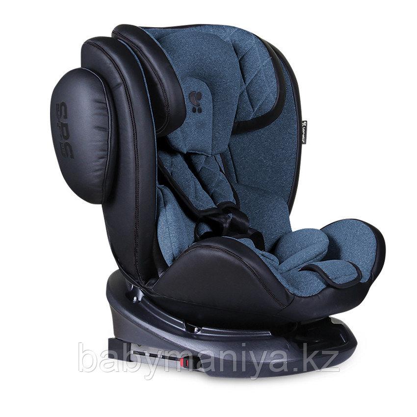 Автокресло 0-36 кг Lorelli  AVIATOR ISOFIX (FR-01) Черный-синий/ Black&Blue 1904