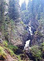 Кайракский водопад 25 км от нас