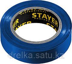 STAYER Protect-10 Изолента ПВХ, не поддерживает горение, 10м (0,13х15 мм)