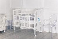 Кровать детская Incanto HUGGE колесо белый