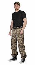 """Костюм мужской """"Турист 1"""" куртка и брюки. Цвет: Легион серый, фото 3"""
