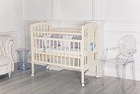 Кровать детская Incanto HUGGE колесо слоновая кость