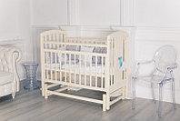 Кровать детская Incanto HUGGE универсальный маятник слоновая кость