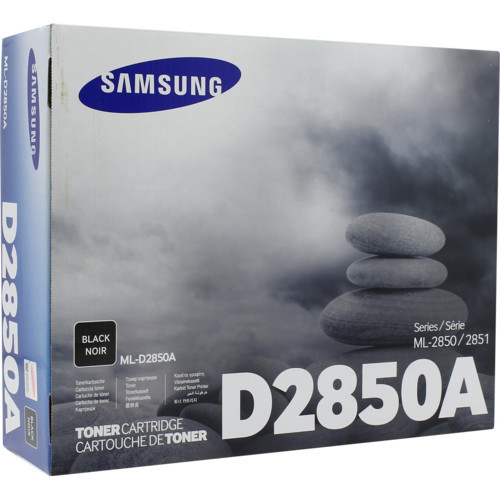 Лазерный картридж Samsung D2850A (Оригинальный, Черный - Black) ML-2850A