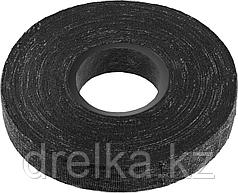 СИБИН 45м изолента Х/Б, ширина 18мм, 1000 В, черная