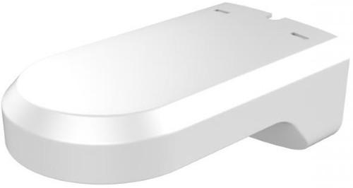 DS-1294ZJ-PT - Настенный пластиковый кронштейн для монтажа купольных, мини- и панорамных камер.
