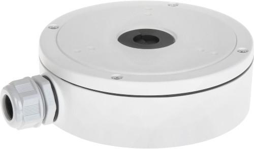 DS-1280ZJ-M - Монтажная база (распределительная коробка) для монтажа купольных и цилиндрических камер серий DS-Txx7 / DS-Txx8 / DS-Txx9 / DS-Ixx8.