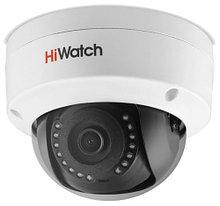 DS-I252 - 2MP Уличная антивандальная купольная EasyIP-2.0Plus IP-камера со Smart ИК-подсветкой.