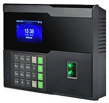IN05-A - Автономный биометрический (по отпечаткам пальцев) считыватель с функциями учёта времени, посещаемости