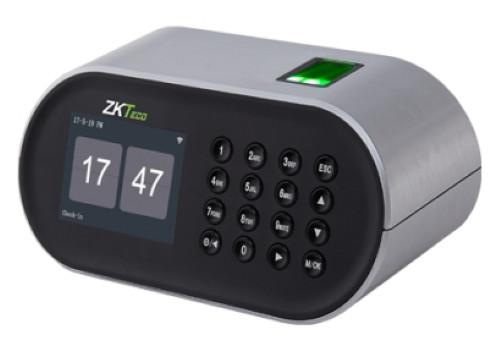 """D1S - Автономный настольный биометрический (по отпечаткам пальцев) считыватель с функциями учёта времени, посещаемости и управления доступом. С 2.8"""" L"""