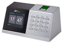 D2S -  - Автономный настольный биометрический (по отпечаткам пальцев) считыватель с функциями учёта времени,