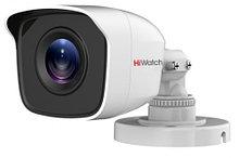 DS-T200A - 2MP мультиформатная (HD-TVI AHD CVI CVBS) уличная цилиндрическая камера со встроенным микрофоном,
