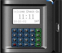 US10C-M (Stripe card) - Автономный считыватель Mifare-карт с функциями учёта времени, посещаемости и