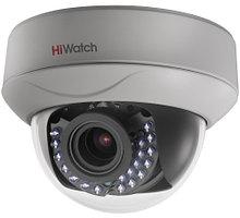 DS-T207 - 2MP HD-TVI мультиформатная (HD-TVI AHD CVI CVBS) уличная купольная варифокальная камера с
