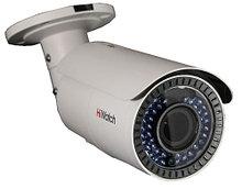 DS-T206 - 2MP HD-TVI  уличная цилиндрическая варифокальная камера с ИК-подсветкой.