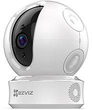 Ez360 Plus (C6CN) - 2MP Поворотная IP-камера с фиксированным объективом, встроенным Wi-Fi-модулем, дуплексным аудио и ИК-подсветкой.