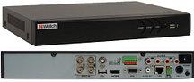 DS-H104U - 4-х канальный Turbo HD5.0-TVI гибридный видеорегистратор с разрешением записи до 5MP на канал + 2 IP-канала с разрешением 8MP.