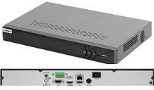 DS-N308/2 - 8-ми канальный сетевой видеорегистратор с разрешением записи до 6MP на канал, с 2-мя