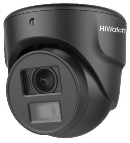 DS-T203N - 2MP мультиформатная (HD-TVI AHD CVI CVBS) уличная купольная камера с фиксированным объективом и