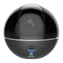 C6TC - 2MP Поворотная IP-камера с фиксированным объективом, встроенным Wi-Fi-модулем, дуплексным аудио и