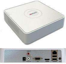 DS-N204 - 4-х канальный сетевой видеорегистратор с разрешением записи до 4MP на канал.