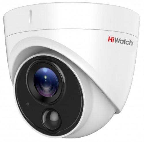 DS-T513 - 5MP HD-TVI уличная высокочувствительная купольная камера с фиксированным объективом, EXIR*-ИК