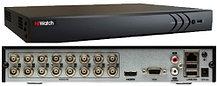 DS-H216QA - 16-ти канальный Turbo-HD4.0 TVI/AHD/CVI/CVBS гибридный видеорегистратор с разрешением записи до