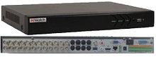 DS-H316/2Q - 16-ти канальный Turbo HD5.0 TVI/AHD/CVI гибридный видеорегистратор с разрешением до 4MP на канал + 2 IP-канала с разрешением 6.0MP и 2-мя