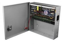 PAM1260 - Блок питания корпусный многоканальный: 170В~264 В, 47-63 Гц  / 9 х DC выходов - 12В 5.0A, 60 Вт. Корпус - металл.