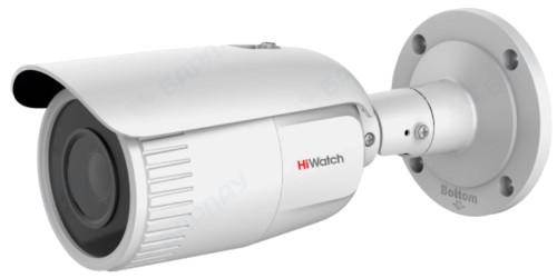 DS-I256 - 2MP Уличная цилиндрическая EasyIP-2.0Plus варифокальная IP-камера с EXIR* ИК-подсветкой.
